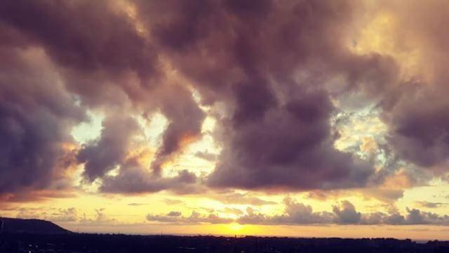 sunset sun sunsetstrokes insta_lebanon lebanoninapicture ... (Mejdlaya-Zgharta)