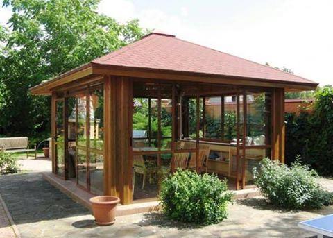 Classic Sunroom. SomeInspiration PergolaKitsLebanon. Pergola Wood ...
