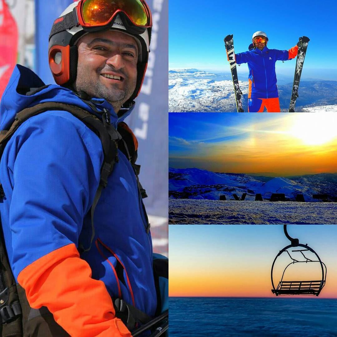 Goodbye Winter Season winter winterseason faraya mzaar lebanon ski ... (Mzaar Ski Resort)