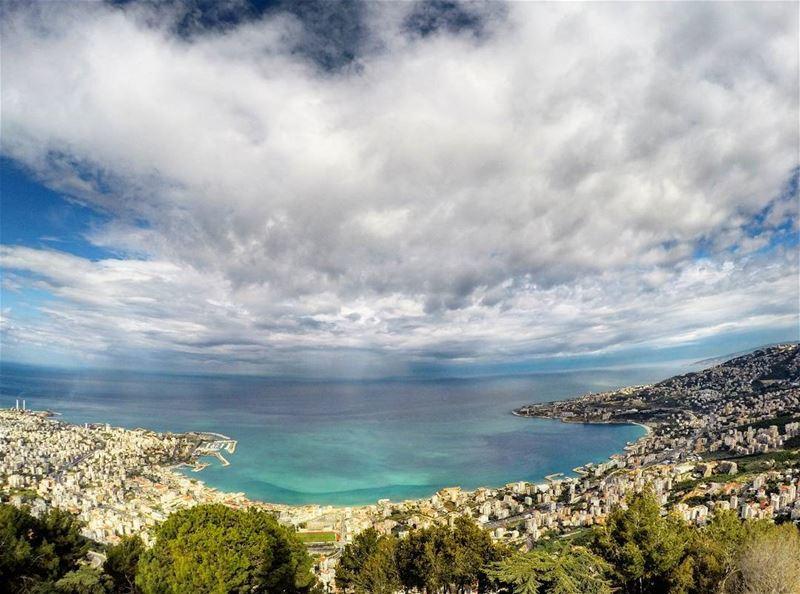وطني لبنان وديني خالقي ❤ nature naturephotography landscape gopro ... (Joünié)