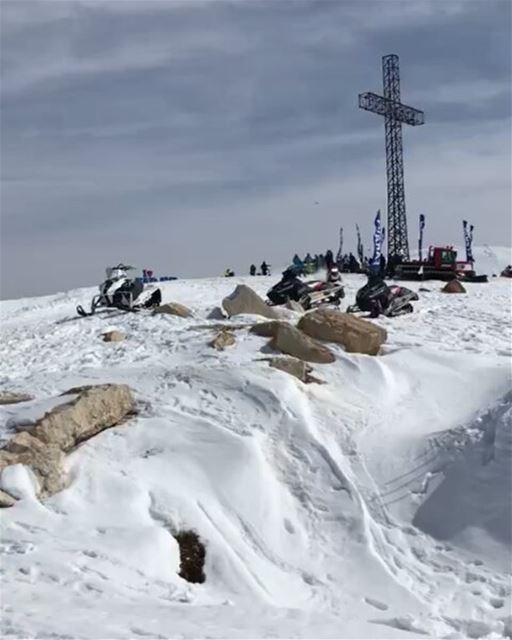 It was a great season faraya farayalovers backflip ski sports961 ... (Faraya, Mont-Liban, Lebanon)