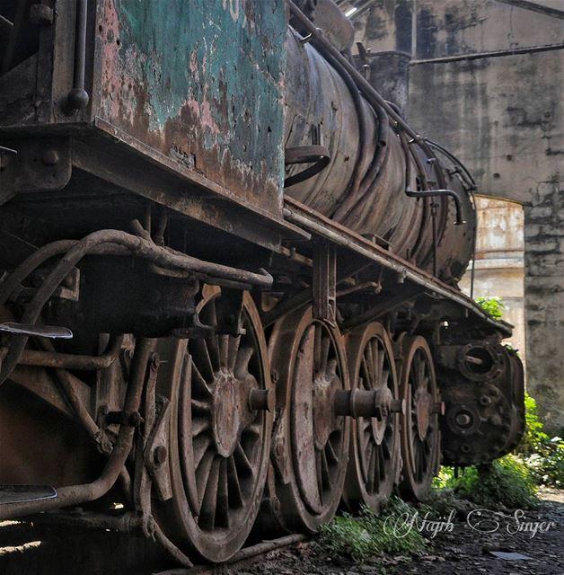 Tripoli railway station train railway old_station oldies othman ...