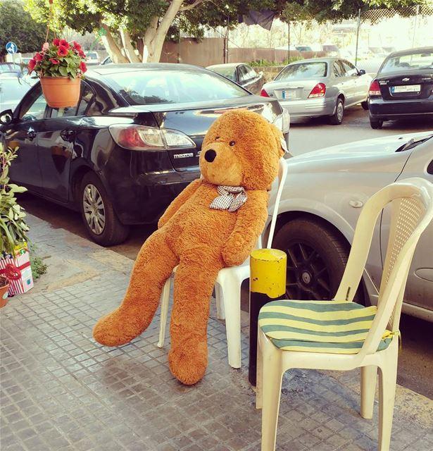 Please have a seat... livelovelebanon Lebanon lebanon_hdr hd_lebanon ... (Beirut - Ashrafieh)