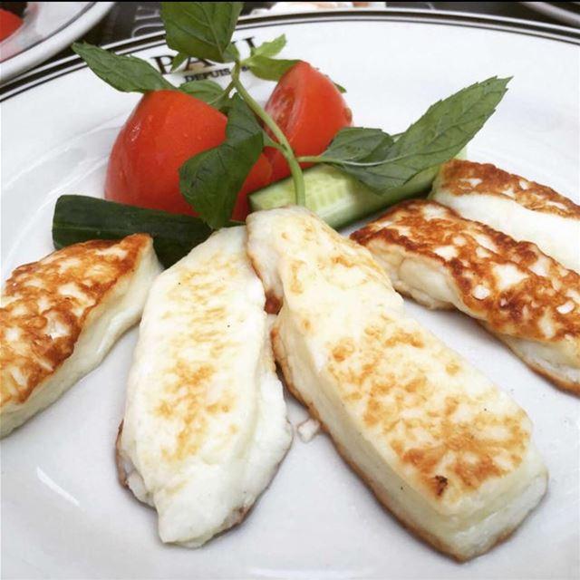 grilled haloumi yummy foodporn like4like lebanon ...