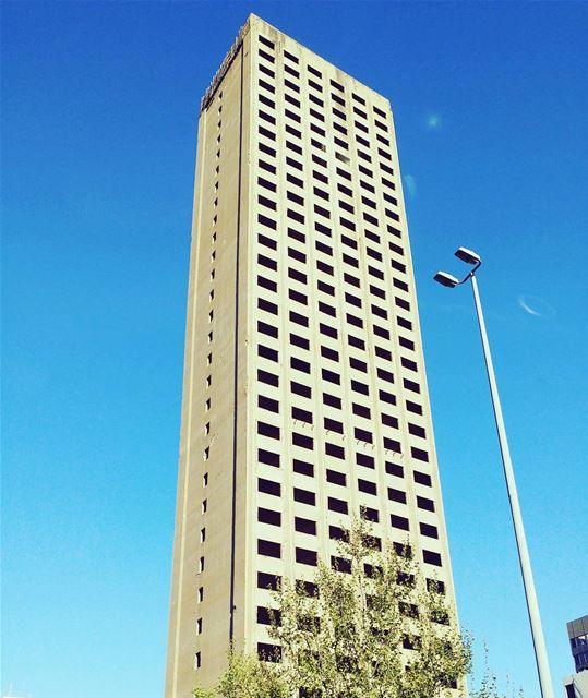 Burj el Murr beirut livelovebeirut livelovelebanon Lebanon ... (Beirut, Lebanon)
