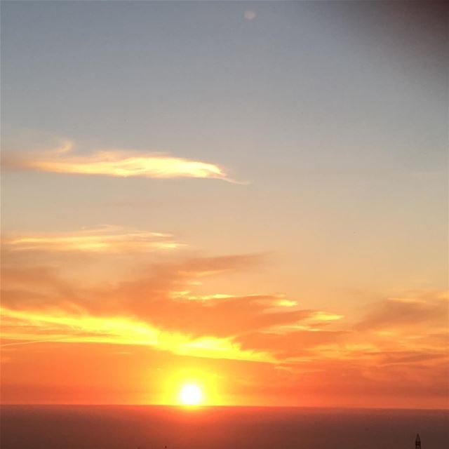 Today's sunset lebanon ain_ksour photo sunset sky sun ... (Aïn Ksoûr, Mont-Liban, Lebanon)