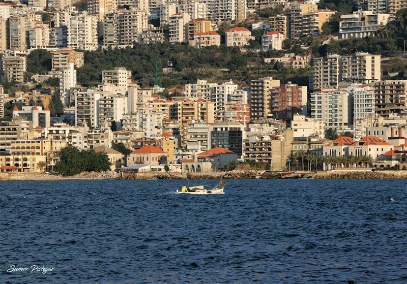 Serenity...Jounieh Bay Lebanon ... Lebanese bay beirut waters ...