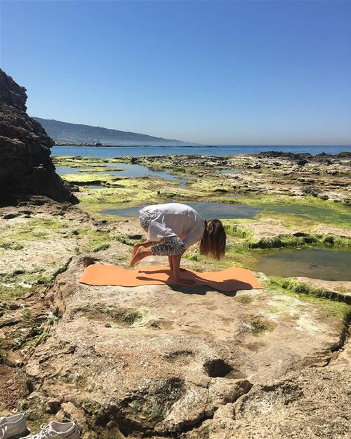 Day 5 Chalenge! Crow Pose/ Bakasana is an arm-balancing posture that...