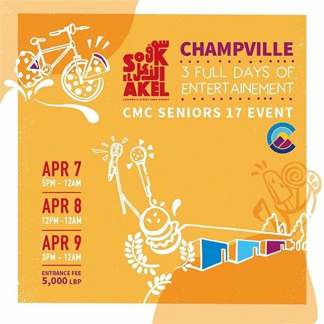 Are you ready???? food soukelakel champville matn lebanon beirut ... (Champville)