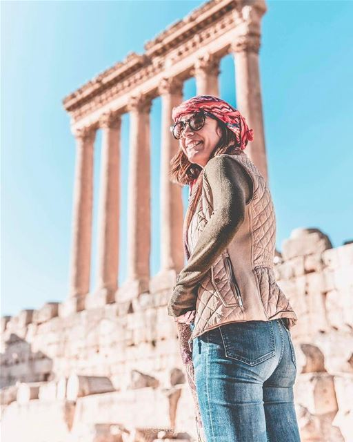 ☀️ all the way .. lonelyplanet lightroommasters livelovelebanon ... (Baalbek, Lebanon)