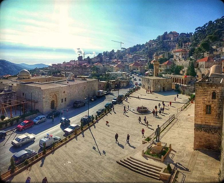 deirelqamar chouf mountlebanon lebanon tourism touristicplaces ... (Deïr El Qamar, Mont-Liban, Lebanon)