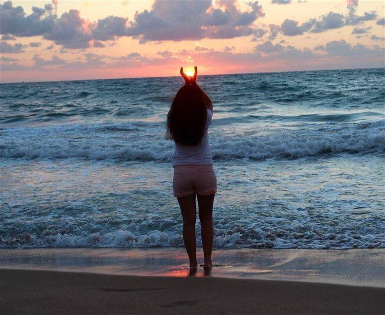 catchthemoment sunset lovelyplace sundown lebanon whatsuplebanon ...