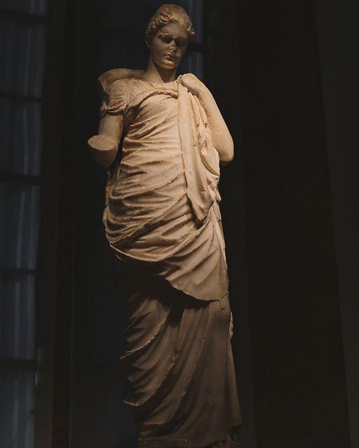 LaNuitDesMusees lanuitdesmusées Lebanon lebanonbyalocal Art ... (National Museum of Beirut)