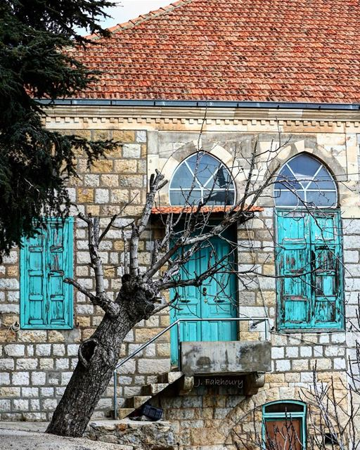 Honor the house in which you were born and the village where you were... (Marjayoûn, Al Janub, Lebanon)