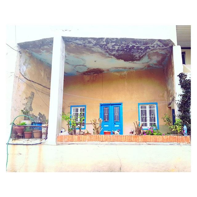 Simplicity 💙--- TakeMeTo Batroun Lebanon windows outdoor... (Batroûn)