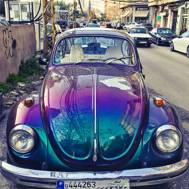 Show your colors it's the weekend 💕 Lebanon tb travel travelgram traveler... (Beirut, Lebanon)