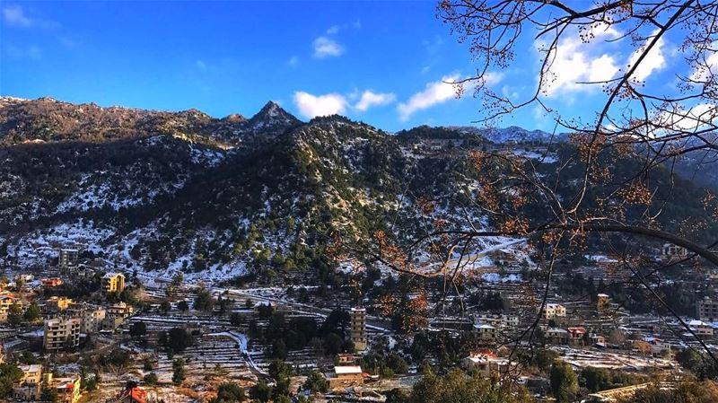 ... (Chahtoûl, Mont-Liban, Lebanon)