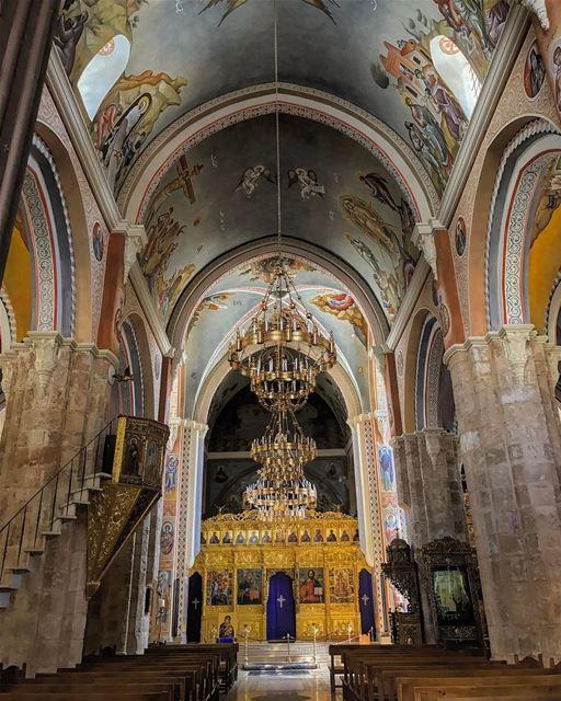 🌿🌞⛪️ (Saint George Greek Orthodox Cathedral)