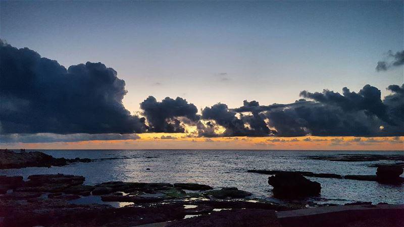 Sunsets 😍 (Byblos, Lebanon)