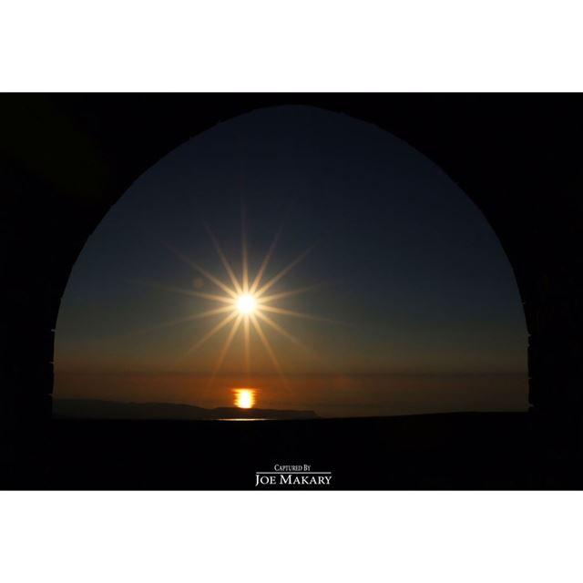 ehden night sun sky dark beautifullebanon thebestinlebanon ...