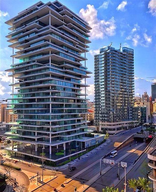 Amazing view from beirut beirut❤️ Photo by @sara_eldana Share the... (Beirut, Lebanon)