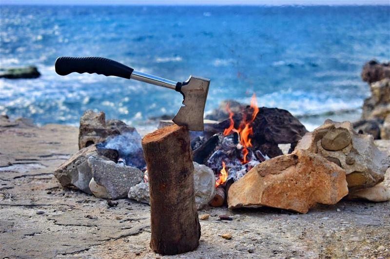 Camping... (Kfarabida Batroun)