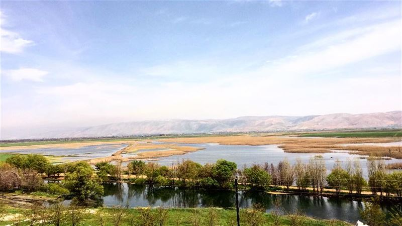 Can't get enough of this view! lebanonisbeautiful ... (Beqaa Governorate)