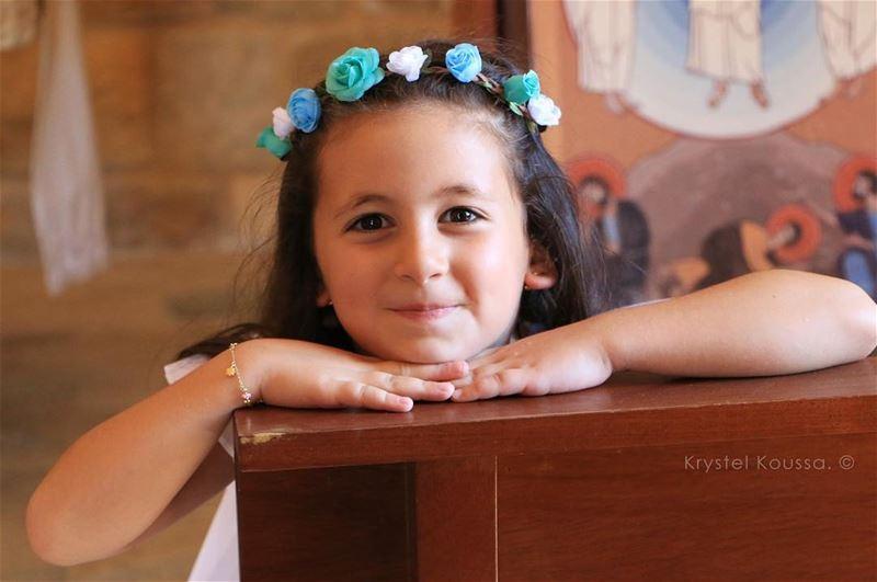 Kids portraits are the best 👧🏻 - - krystelkoussaphotography portrait ... (Faqra Kfardebian)