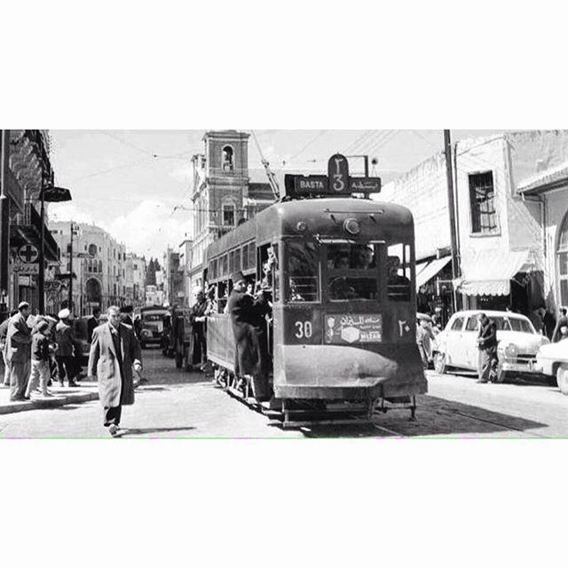 Good morning from Beirut Amir Bachir Street in 1962 .