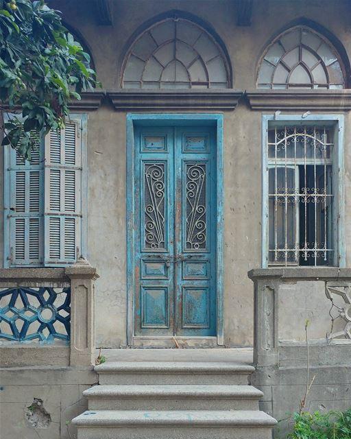 ما تبقّى من واجهات بيروت الثمينة! صباح الخير ⛅
