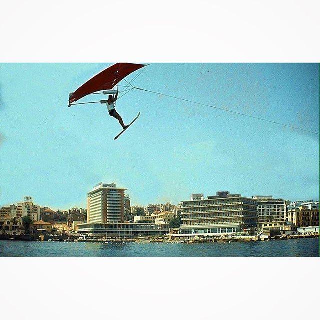 بيروت عام ١٩٦٢ ،
