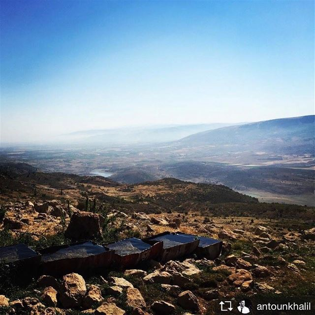 Repost from @antounkhalil walkthroughsaghbine lebanonweekly lebanon... (Saghbîne, Béqaa, Lebanon)