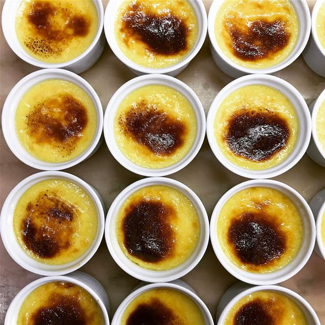 """Crème caramel"" 😋😋🤔 livelovefood massaadbbq beirut yummylebanon ..."