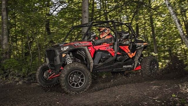 The World's most powerful SxS with an industry shattering 168 HP....