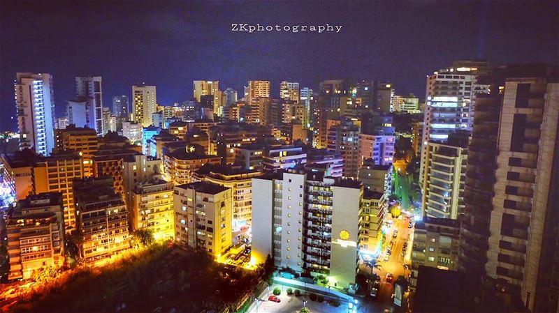 Beirut by night ✨🇱🇧 • insta_lebanon ig_lebanon lebanon_pictures ... (Beirut, Lebanon)