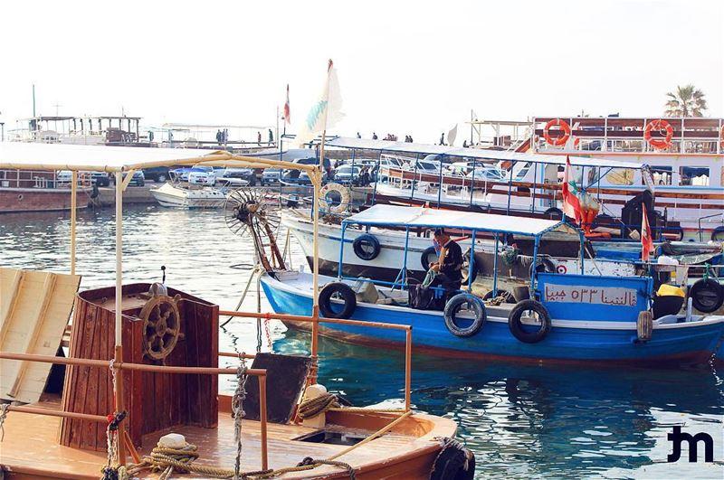 - Sea ride - .... livelovebyblos water sea boat byblos ... (Byblos, Lebanon)