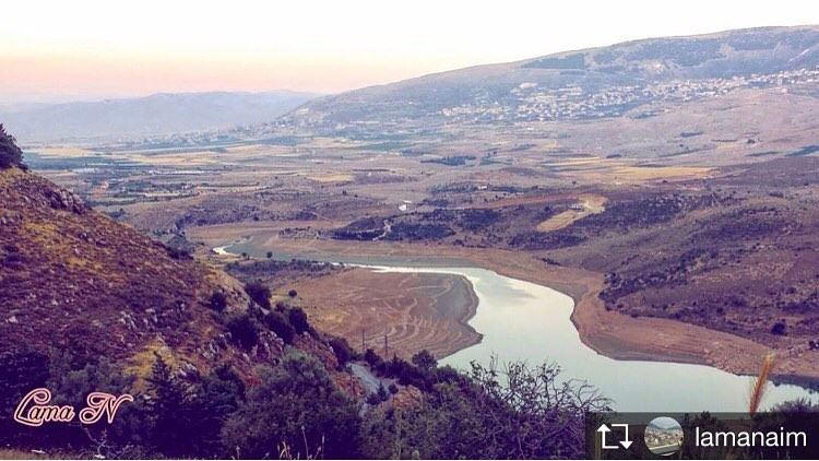 Repost from @lamanaim ♥ livelovelebanon livelovebeirut livelovebekaa ... (Saghbîne, Béqaa, Lebanon)