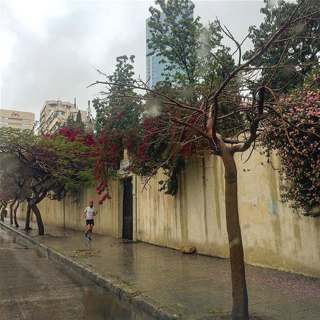 Beirut's mood of the day... (Sodeco)