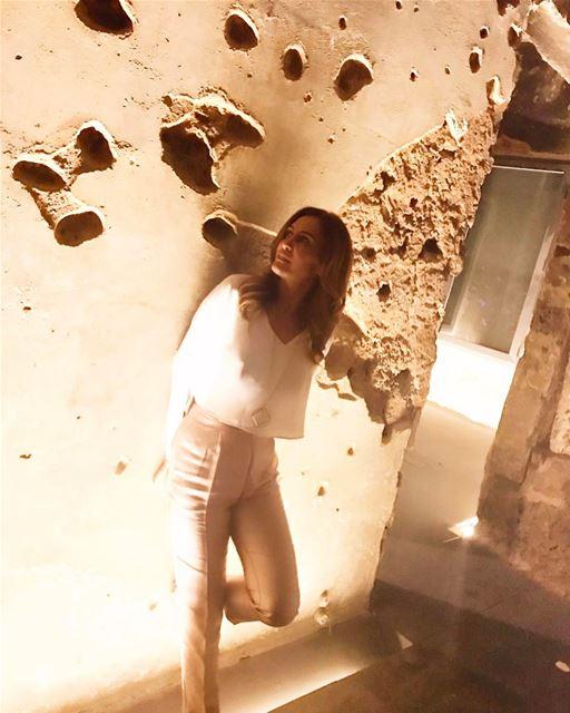 ١٣ نيسان الحرب الأهلية بلبنان ..تنذكر وما تنعاد 🌿🇱🇧 war lebanesewar ... (Beit Beirut)