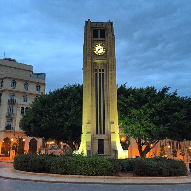 بيروت ❤ (Place De L'etoile Downtown Beirut)