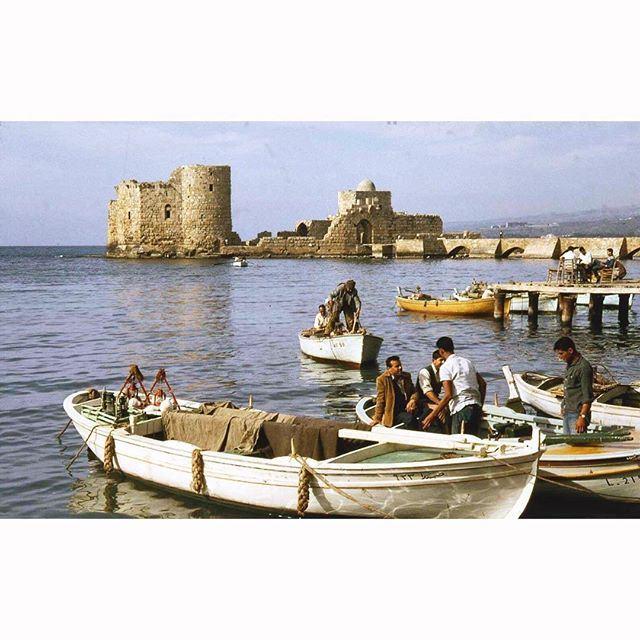 Saida The Castle in 1961 .
