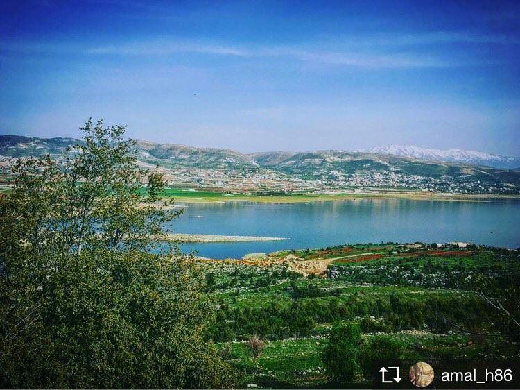 Repost from @amal_h86 lebanon bekaa saghbine qaraoun livelovebekaa ... (Saghbîne, Béqaa, Lebanon)