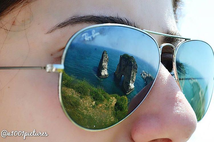 Rawche's Pigeon's Rock through her lenses!.... travel  tourism ... (Rawche)