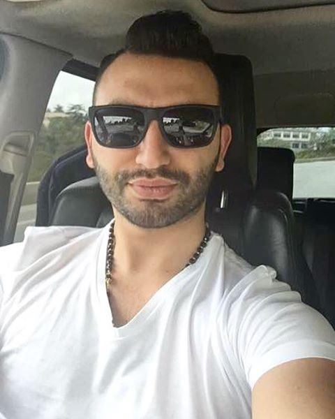okletstakeaselfie selfie before drivingtobeirut beirut lebanon ... (Jezzîne, Al Janub, Lebanon)