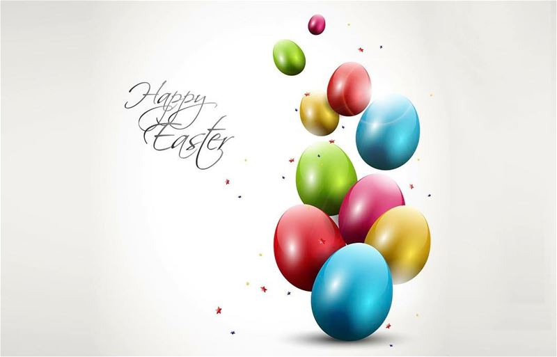 Polaris Lebanon Team would like to wish you & your families a Happy Easter...