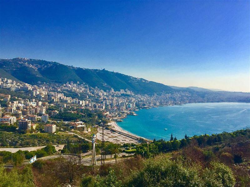 🙏🏼🙏🏼🇱🇧 goodfriday jounieh lebanon lebanontimes lebanonshots ... (Jounieh - Harissa)
