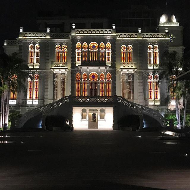 livelovelebanon nofilter sursok museum main building facade ...