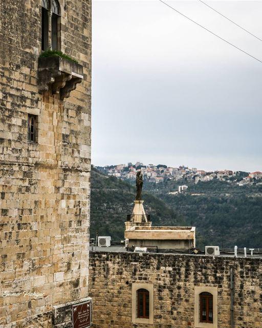 In Awe...Deir El-Qamar Lebanon... Lebanese letsgosomewhere ...