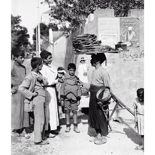 بيروت عام ١٩١٠ ،