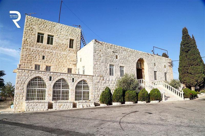 دير سيدة النورية 🏡 lebanon beautifullebanon proudlylebanese vsco ... (Saydeit Al Noureye)